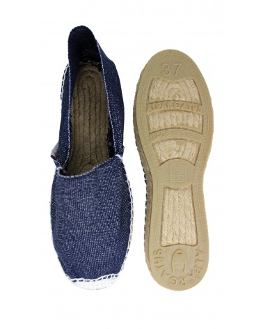 Sandals Serraje Navy Blue