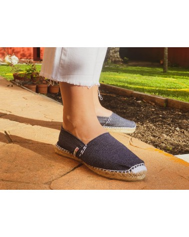Sandals Serraje Navy Blue