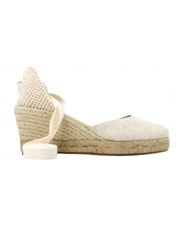 Sandals Suede Leather White